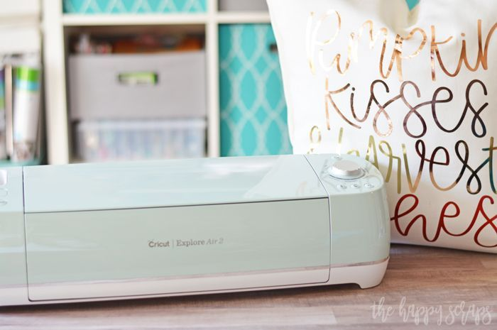 What I Love About the Cricut Explore Air 2 + Fall Harvest Pillow :  What I Love About the Cricut Explore Air 2   Fall Harvest Pillow  #Air #Cricut #Explore #Fall #Harvest #Love #Pillow #cricutexploreair2projects