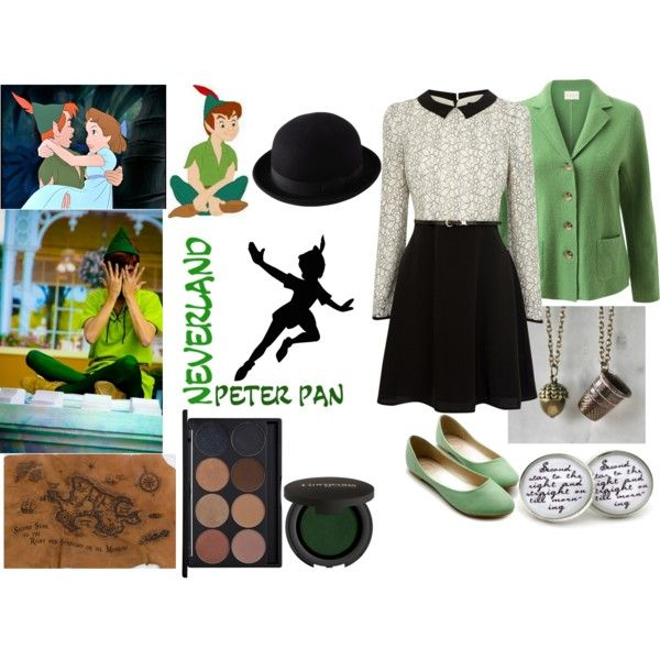 Peter Pan Causal Cosplay | Disney outfits, Cute outfits ...