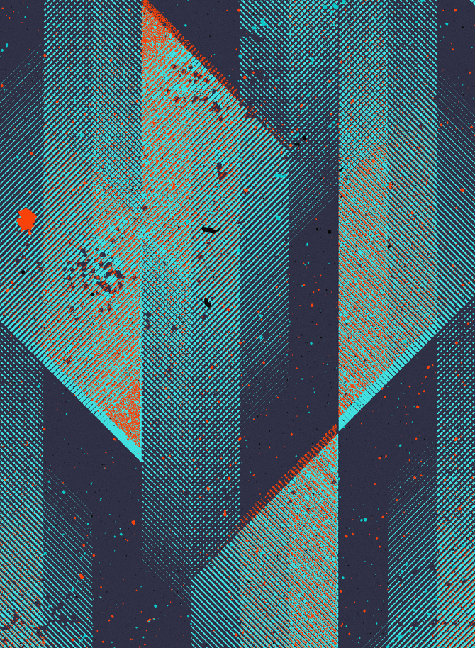 Iphone Wallpapers by Marius Roosendaal Graphic patterns