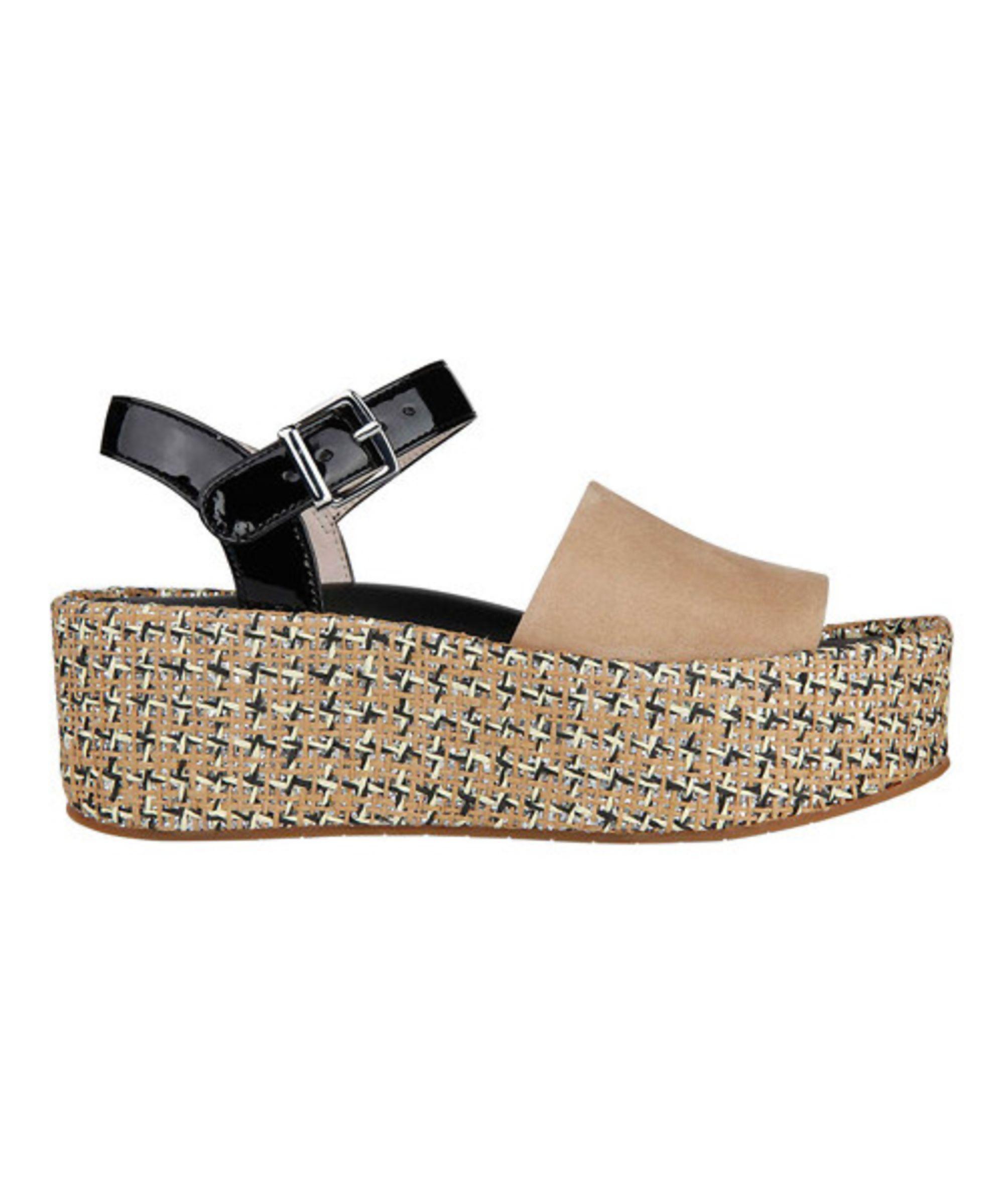 Kenneth Cole New York Women's Danton Platform Wedge Sandal GdqG3EOxTc