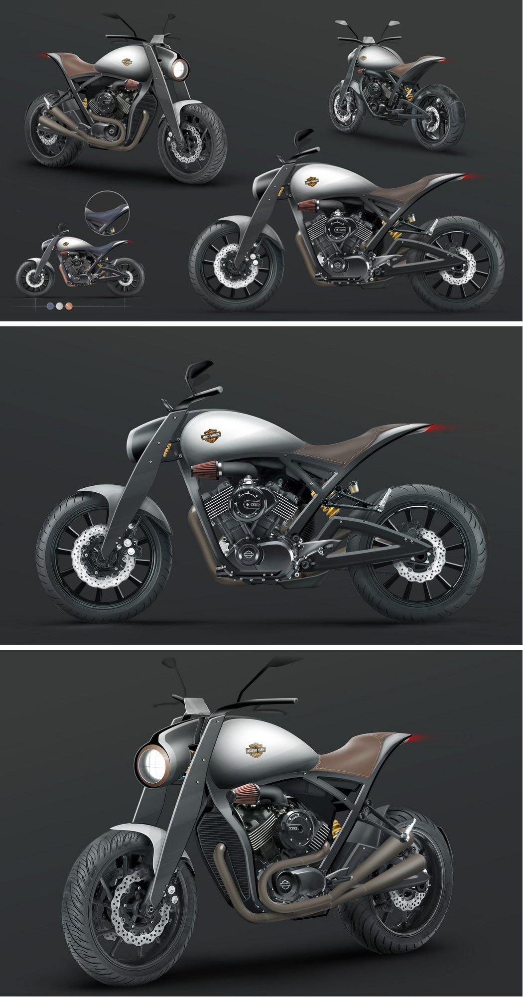 No Harley Davidson Doesn T Make Too Many Standard Bikes Yes They Totally Should Harley Davidson Harley Motorcycle Design