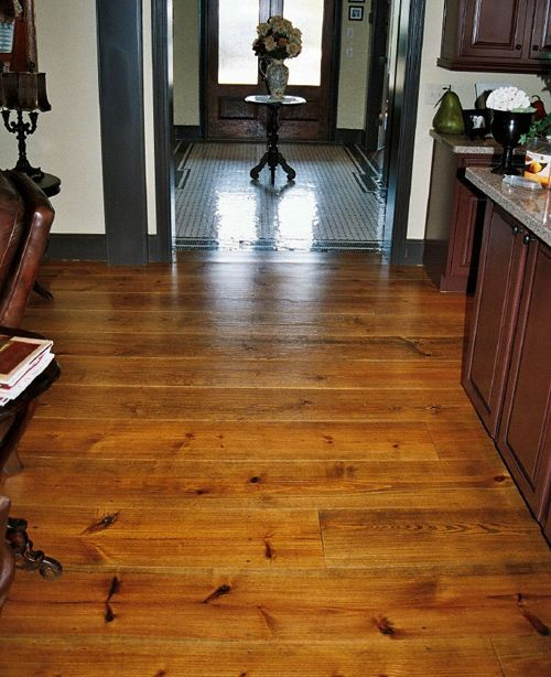 Southern Yellow Pine 2 Better Site Finished Authentic Wood