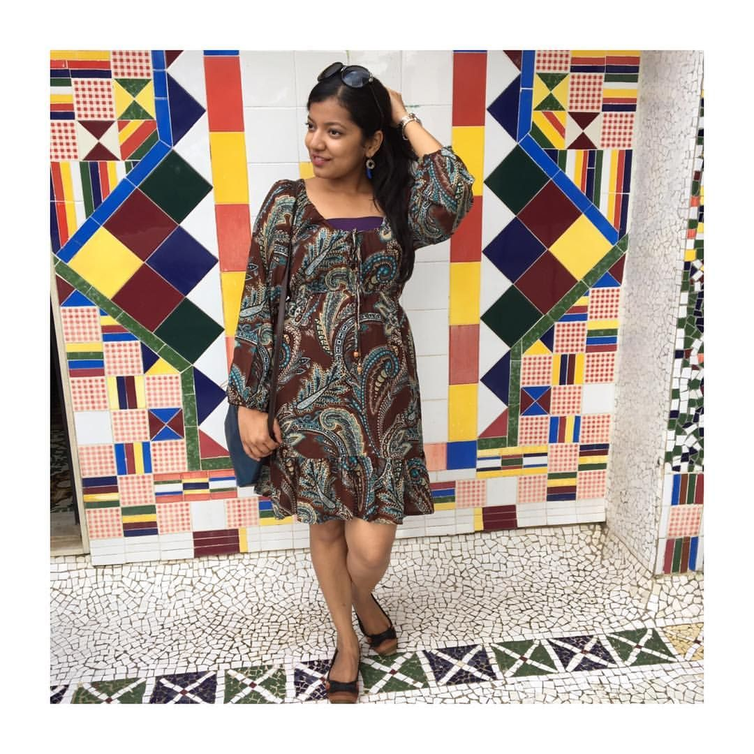 Casual dress summer dress design pattern live life with henna