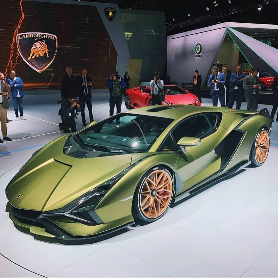 New Lamborghini Sian O Supercar Photos B Best Luxury