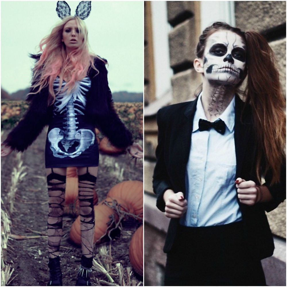 halloween ideas vogue