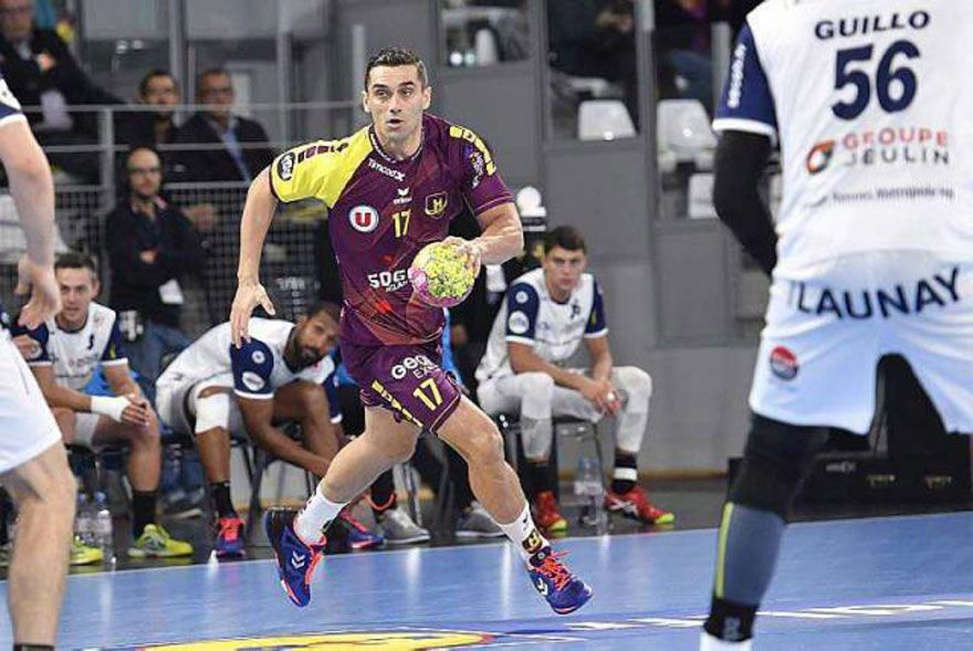 Lazarov Mit Rekord Zum Final Four Mazedonien Final Four Nantes