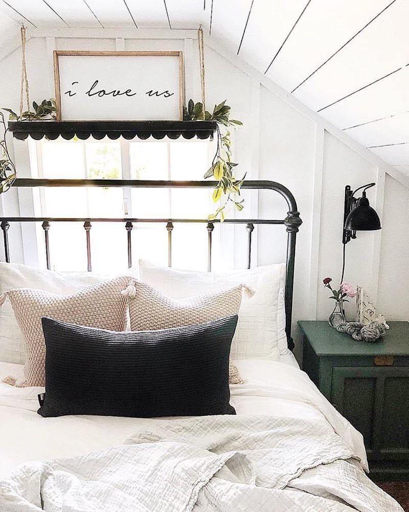 Best Etsy Home Decor Shops Farmhouse bedroom decor, Home