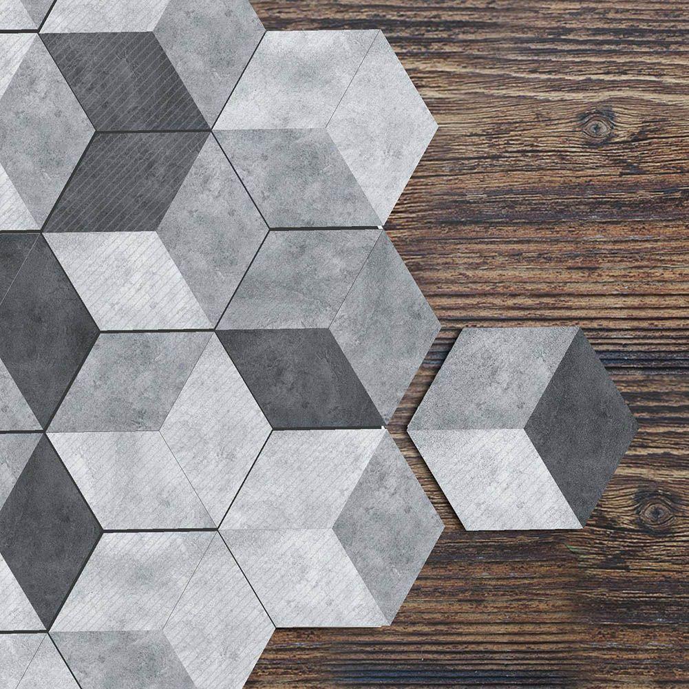 Nonslip Floor Tiles Stickers Word