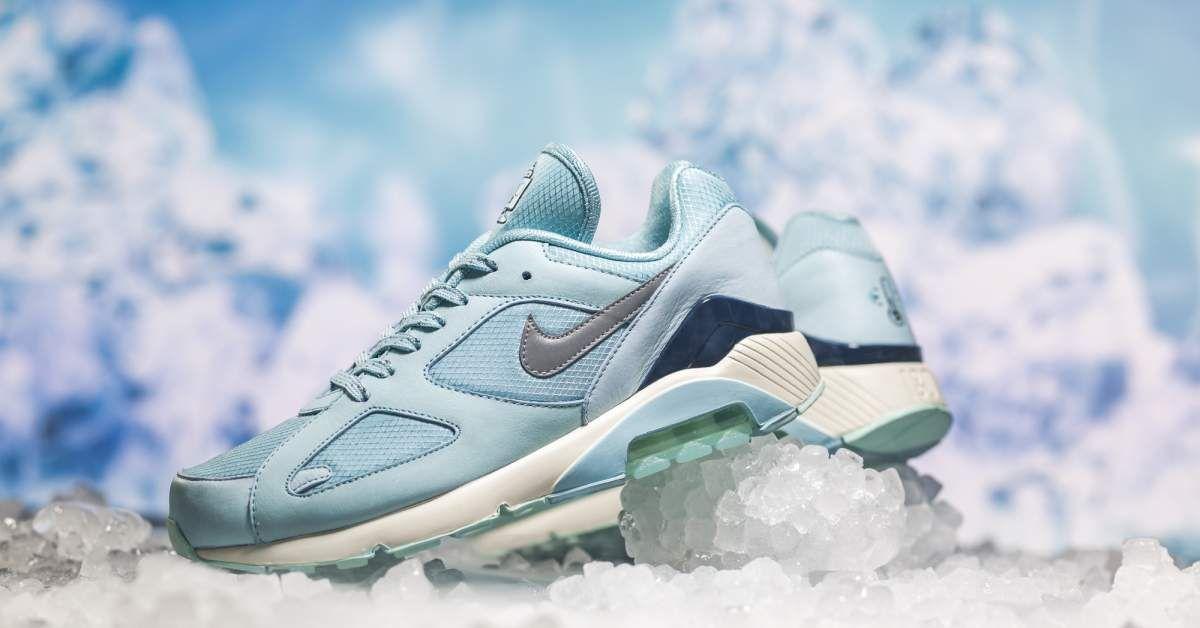 Nike Air Max 180 « Fire \u0026 Ice Pack » | Nike air, Nike, Air max 180