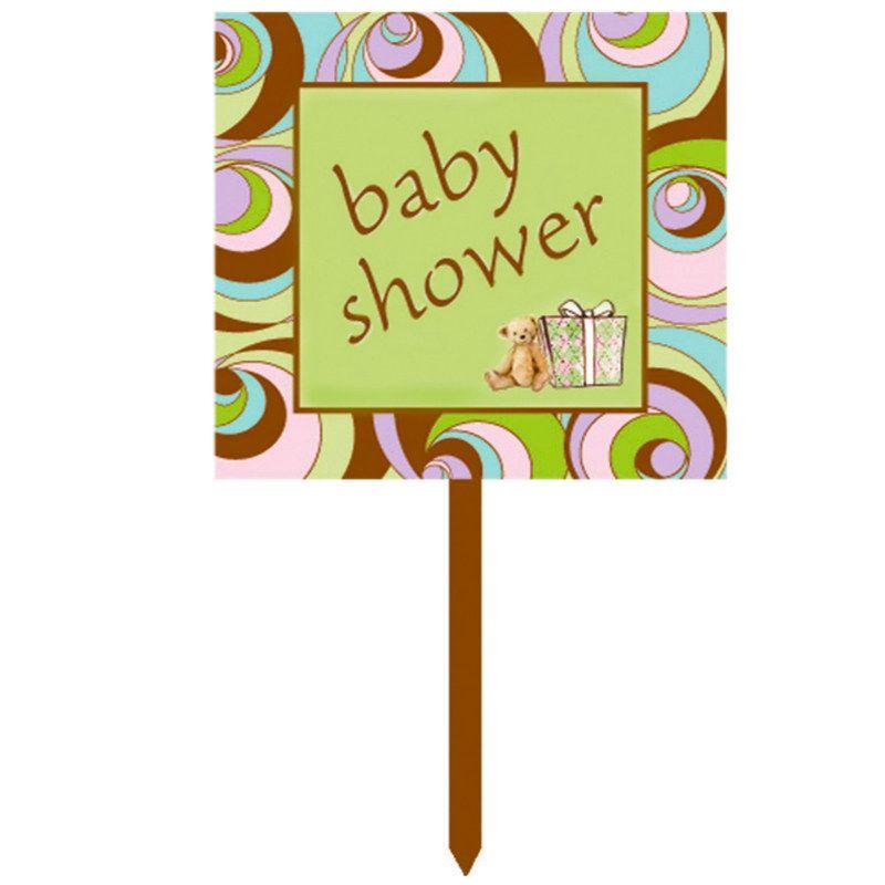 Parenthood Yard Sign