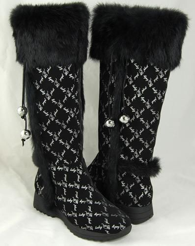 Pin By Merlyn Narvaez On Shoes Faux Fur Boots Shoes