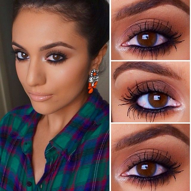 Pin By Ashley G On Neutral Eyeshadow  Beauty Makeup -3076