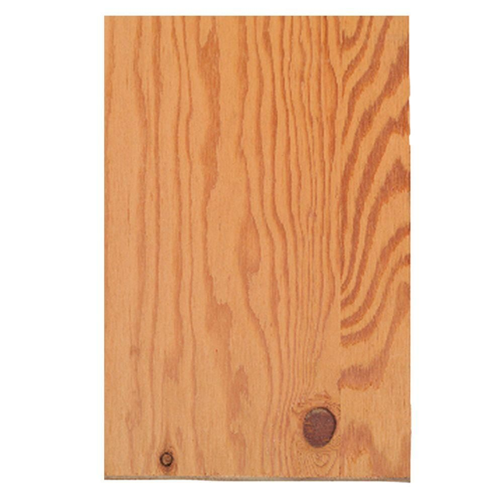 Null 23 32 In X 4 Ft X 8 Ft Fir Sheathing Plywood Actual 0 688 In X 48 In X 96 In Sheathing Plywood Wood Plank Ceiling Plywood
