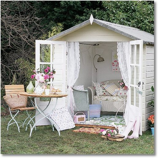 Nap Shack.  My kids would never get me out of this