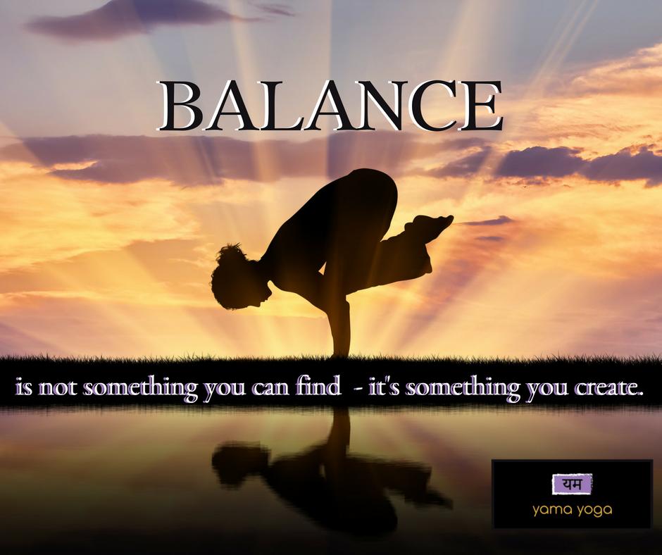 Balance Yoga Quote Quote Yogaquote Yoga For Balance Yoga Quotes Inspirational Quotes