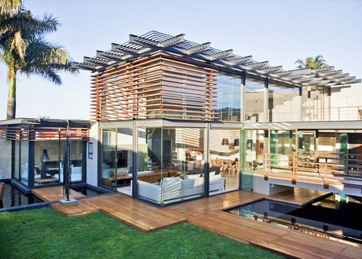 House Abo Beats the Heat in South Africa With Natural Cooling