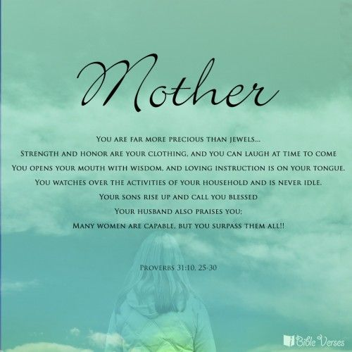 Bible Quotes About Mothers Fascinating Most Beautiful Inspirational Quotes On Mothers Day Isabella
