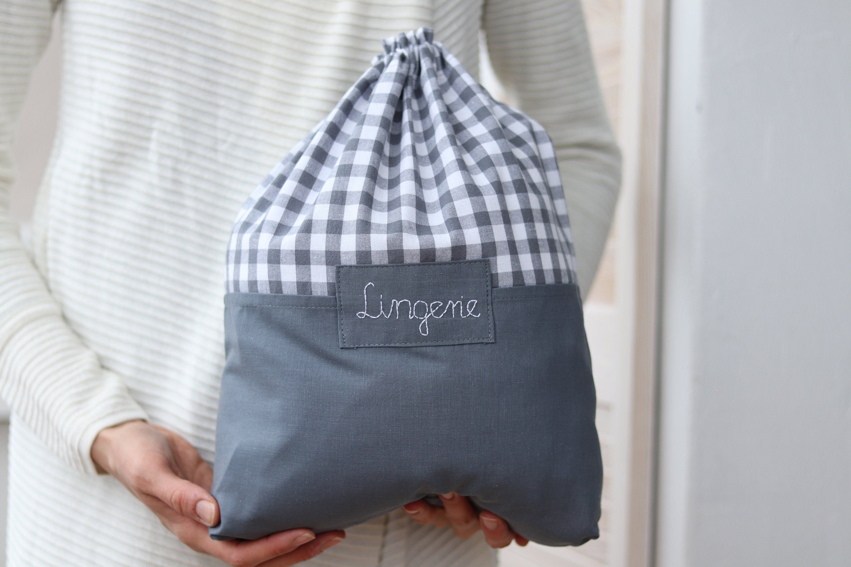 How To Make A Diy Pillowcase Laundry Bag Lz Cathcart Pillow
