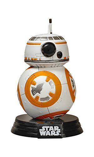 Star Wars Episode 7 Pop Bb 8 Review Star Wars Figurines Funko Pop Star Wars Star Wars Bb8