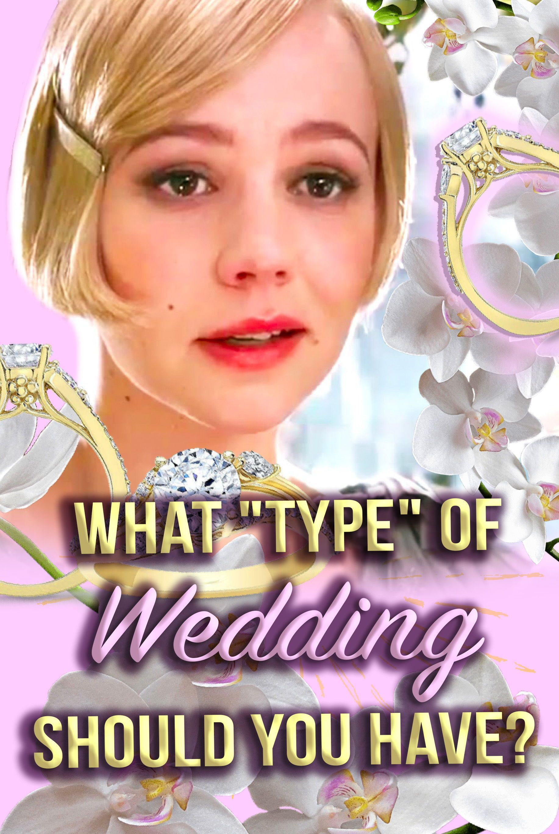 Personality Quiz What Type Of Wedding Best Suits Your Personality If Youre Dreaming About Your Big Day Wedding Quiz Buzzfeed Wedding Quiz Wedding Dress Quiz
