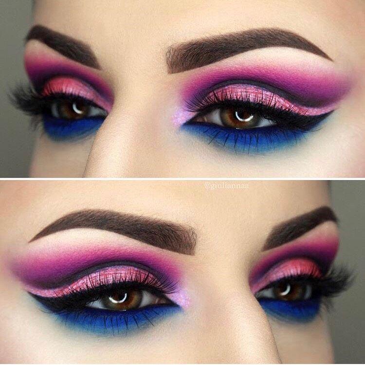 Colorful Eyeshadow Ideas