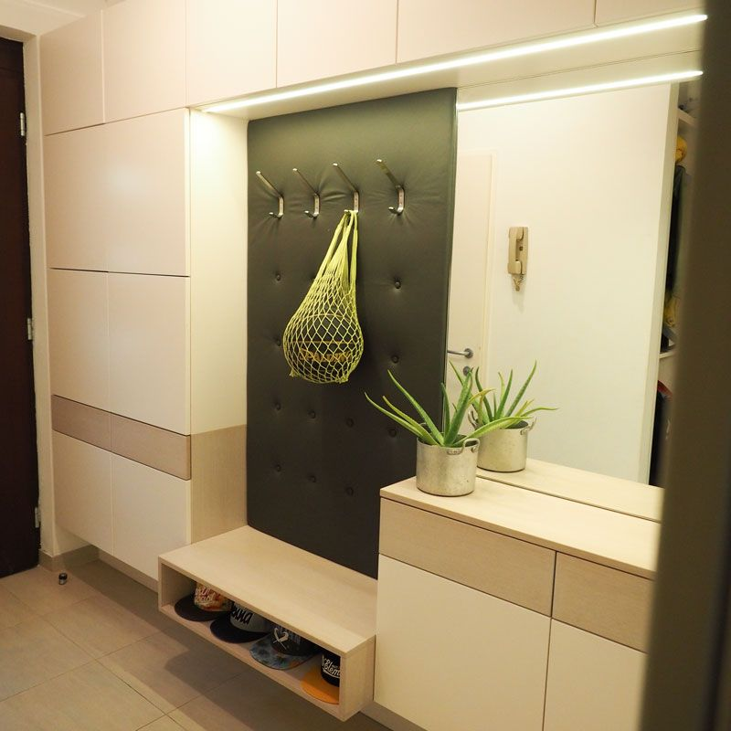 vorzimmer nachher hallway pinterest garderoben flure und eingang. Black Bedroom Furniture Sets. Home Design Ideas