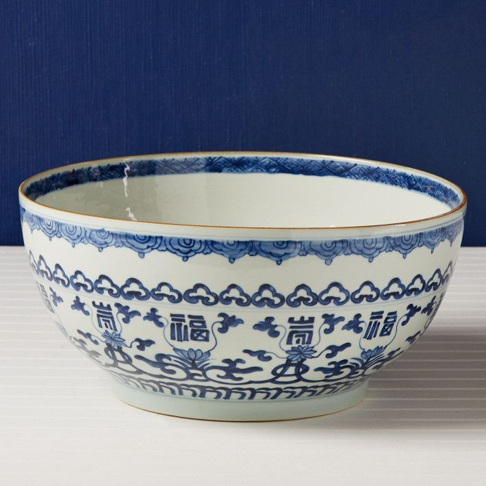 Blue Decorative Bowl Blue And White Decorative Bowl Designtozai Home  Products