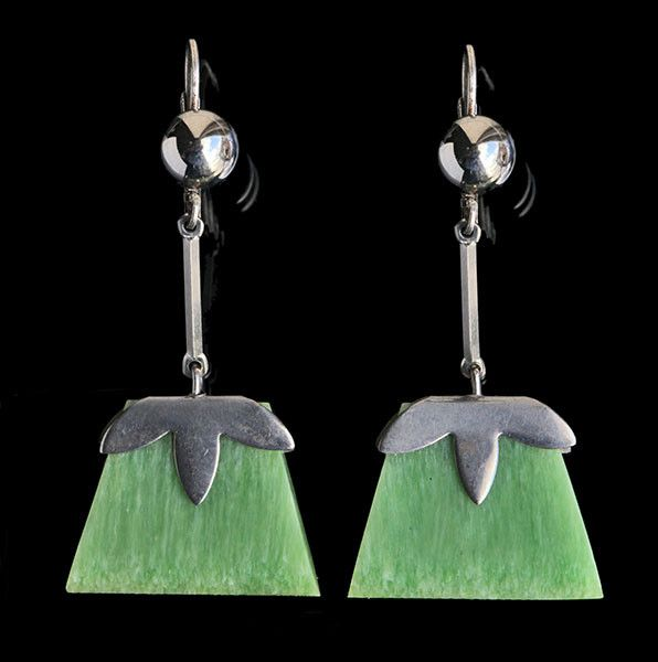 Art Deco Earrings - Tadema Gallery