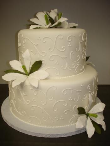perfil pastel de bodas elegante