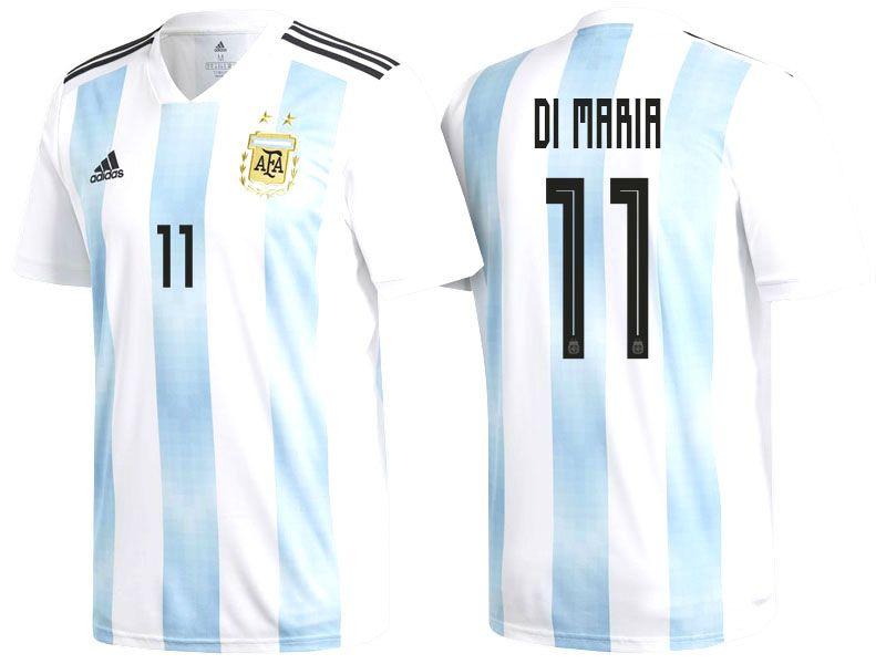 2018 Argentina Soccer Jersey ángel di maria  55907b501
