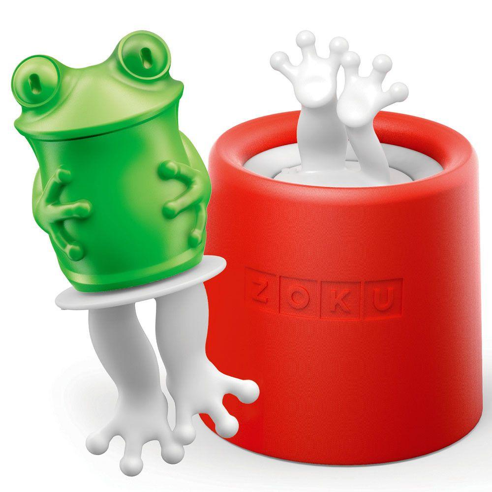 Zoku Ice Pop Mold Frog Prince Ice Pops Ice Pop Maker Ice Pop Molds