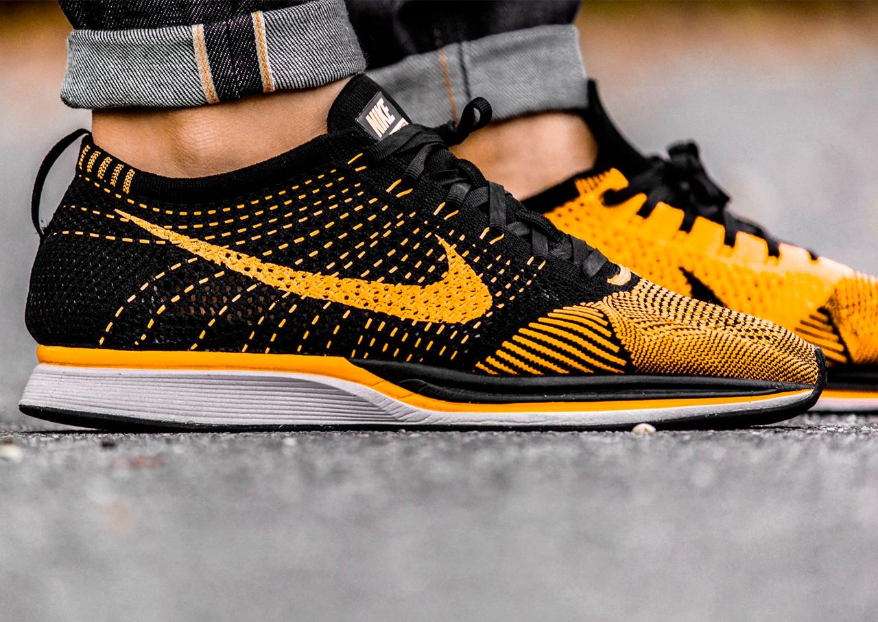 nike flyknit racer air max