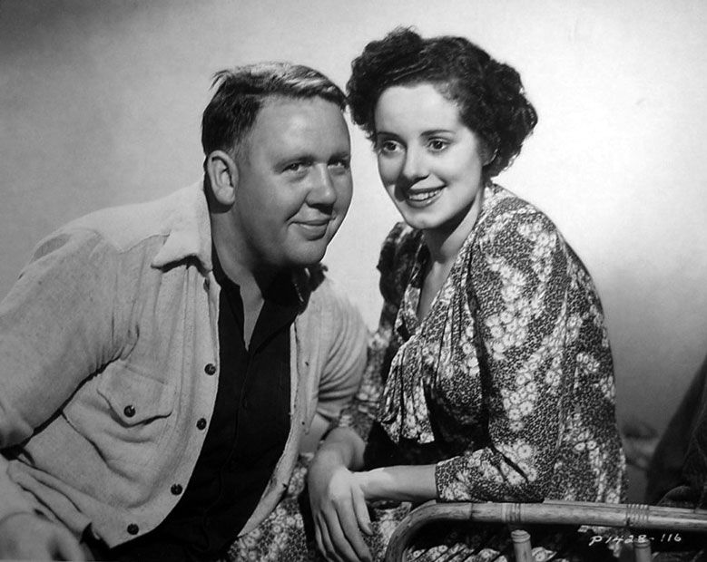 Image result for elsa lanchester and charles laughton