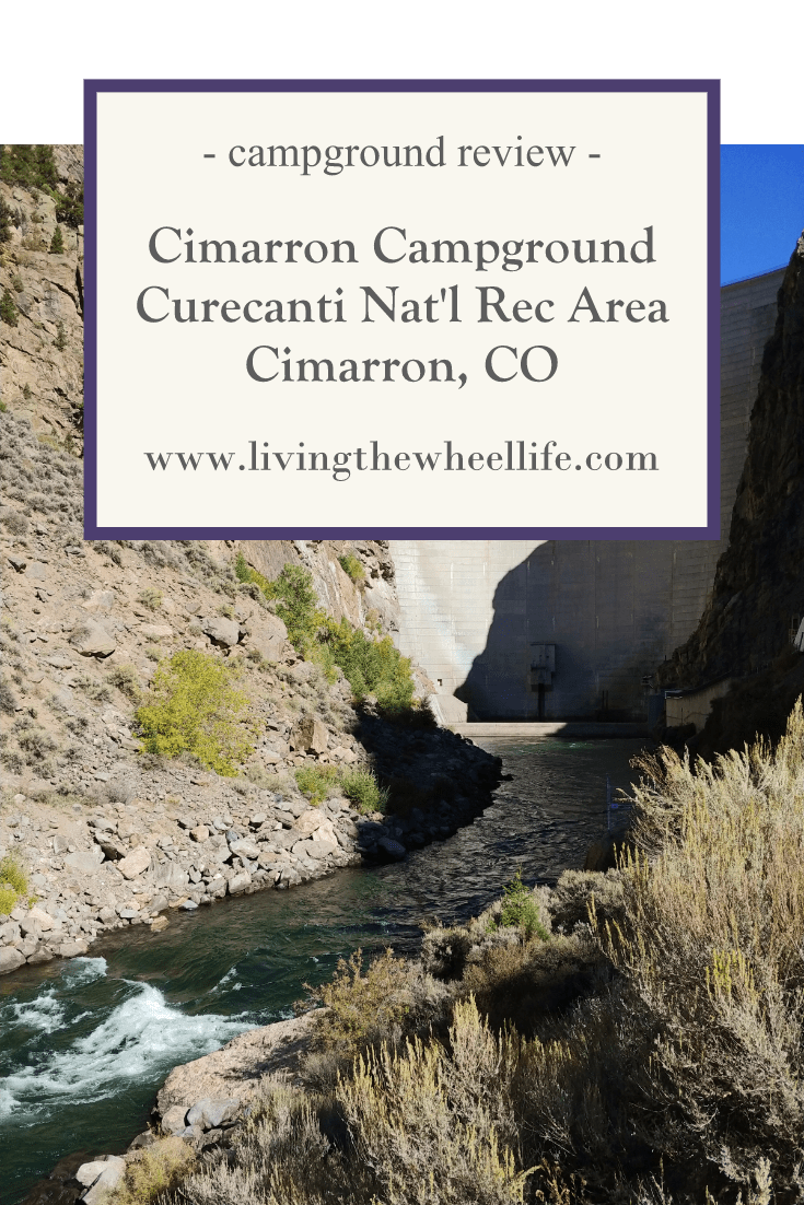 This Affordable Campground In Curecanti National Recreation Area Is Close To Black Canyon Of The Gunnison Na Campground Reviews Gunnison National Park Cimarron