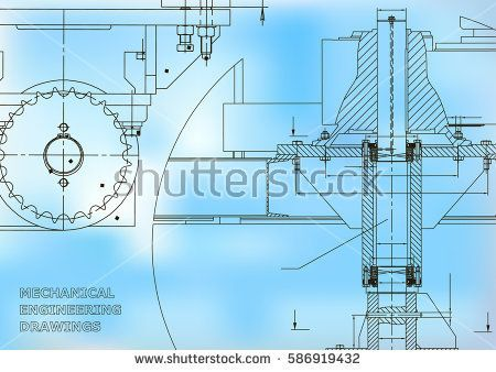 Blueprints engineering backgrounds mechanical engineer blueprints engineering backgrounds mechanical engineering drawings cover banner technical design malvernweather Image collections