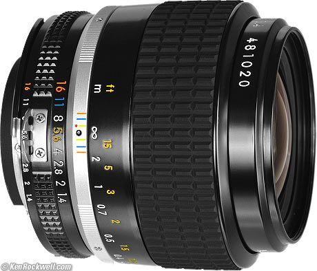 Nikon Nikkor 35mm F 1 4 Ai S Nikon Camera Lenses Nikon Lenses Vintage Lenses