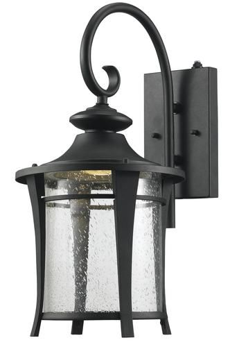 Patriot Lighting Ian Dusk To Dawn Led Outdoor Wall Light At
