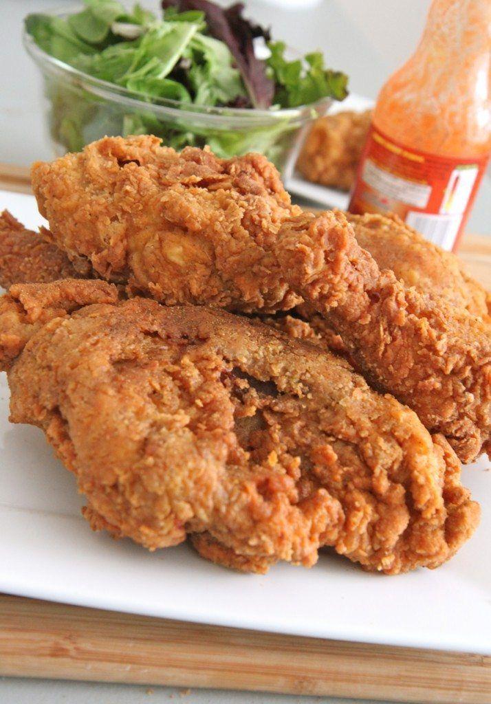 Spicy Crispy Fried Chicken Recipe Recipe Fried Chicken Recipes Crispy Fried Chicken Spicy Fried Chicken