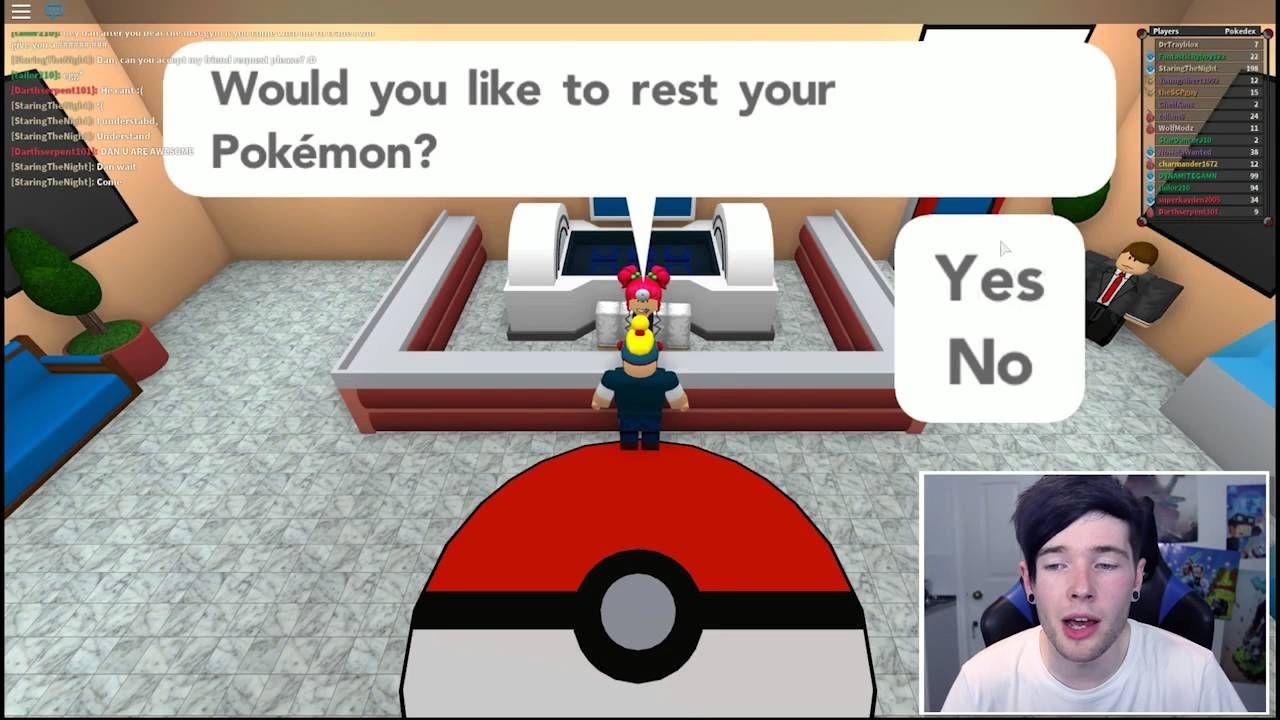 DanTDM Roblox : I KILLED PIKACHU Pokemon Brick Bronze