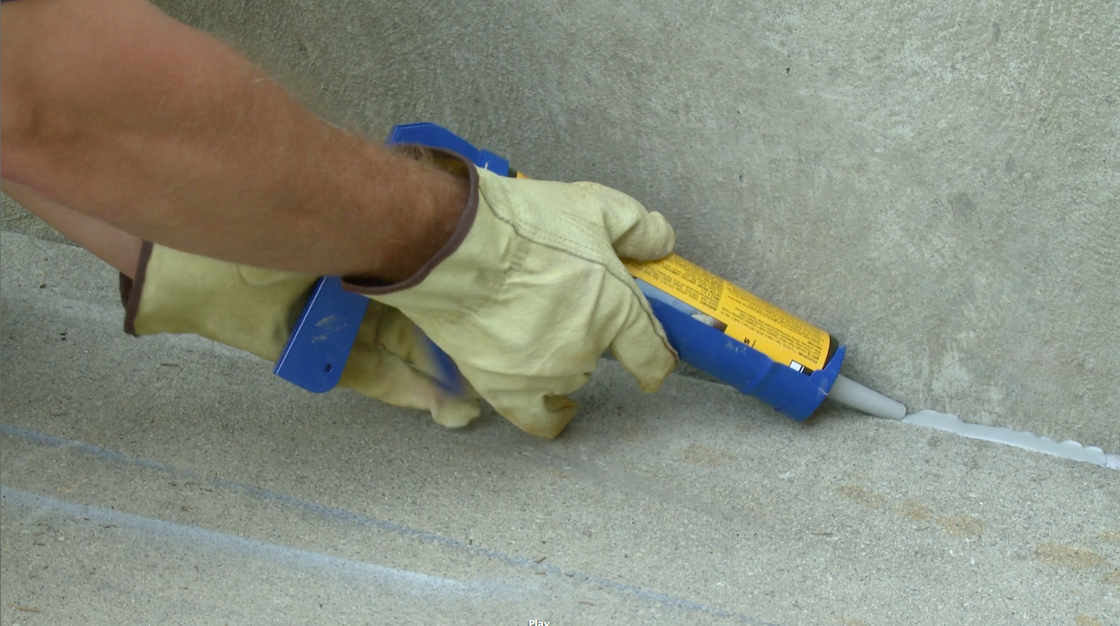 Great Caulking Tips Tricks Concrete Diy Diy Home Repair Diy Home Improvement