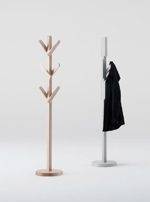 percheros en madera - Perchero De Madera
