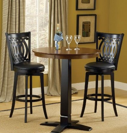 Mesas y sillas altas cuando el espacio importa sillas for Sillas altas de madera