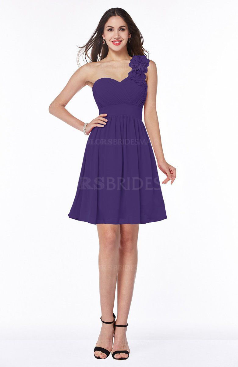9fb7b5644b ColsBM Bianca - Dark Purple Bridesmaid Dresses