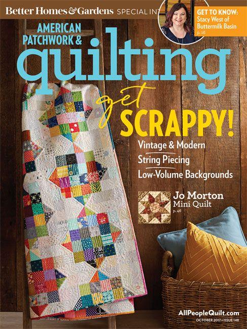 American Patchwork & Quilting Magazine Subscription | Magazine ... : quilt magazine subscription - Adamdwight.com