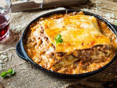 Photo of Cheesy Skillet Lasagna-Cheesy Skillet Lasagna  Cheesy Skille…