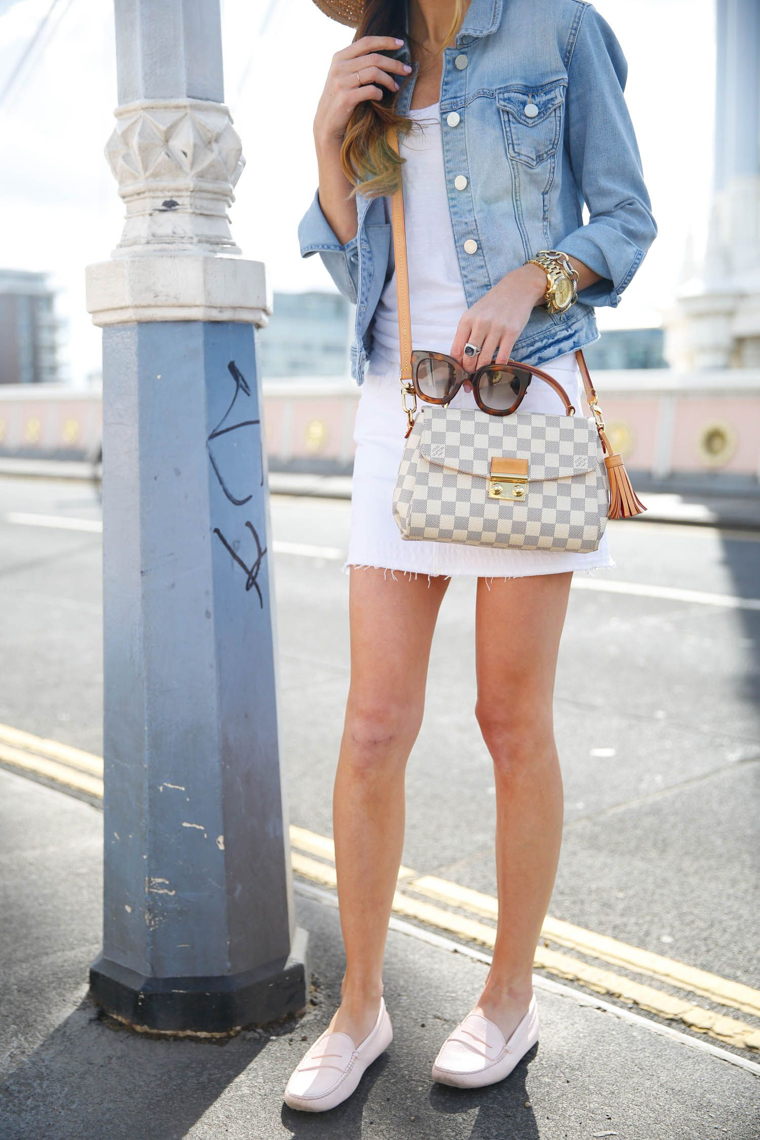 Affordable Outfit For Travel + Exploring in London #louisvuittonhandbags