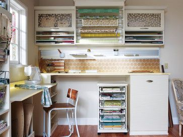Craft Rooms   Contemporary   Home Office   Louisville   California Closets    Louisville