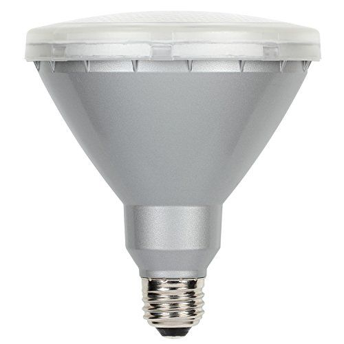 0311000 15 Watt Replaces 90 Watt Par38 Bright White Led Outdoor Light Bulbs Led Light Bulb Led Flood Lights