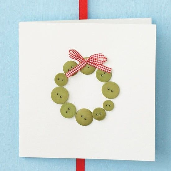 DIY Christmas Card Ideas | Homemade christmas, Christmas cards and ...