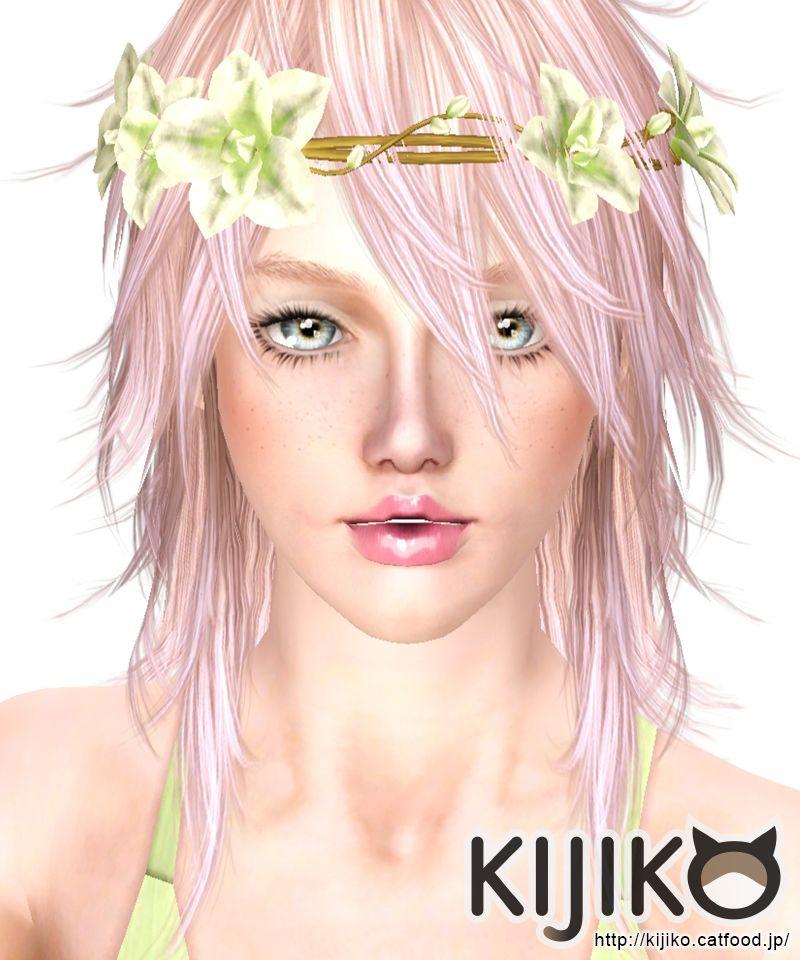 Pin By Eurecia Foster On Sims Hair Sims Sims 3 Sims Hair